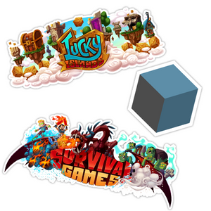 CubeCraft Sticker Pack