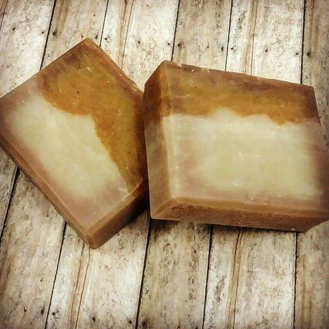 Mango Soap! Made with Aloe, Natural Ingredients and Vegan Friendly! This Soap Pairs Very Well with Our Mango Body Butter!