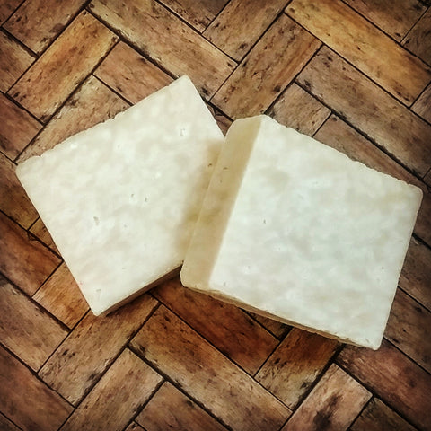 Himalayan Salt Soap! Vegan, All Natural & Great for Exfoliating!