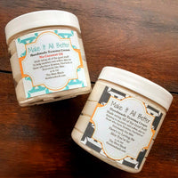 Make It All Better Handmade Eczema Cream (Vegan w/ No Coconut Oil)!