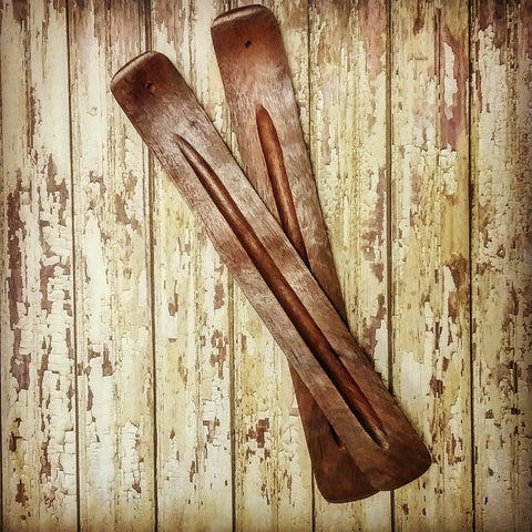 Wooden and Marbled Incense Holders! Quality Holders for Our Quality Hand Dipped Incense!