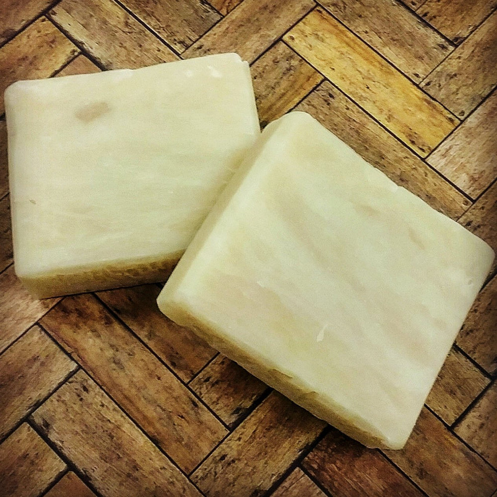 Shea Butter Soap (Unscented)!