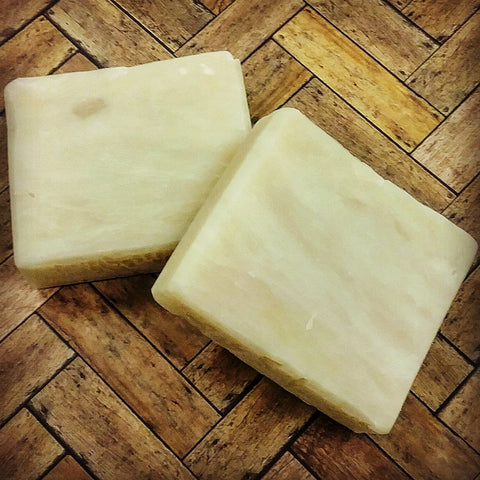 Shea Butter Soap (Unscented)! Made using All Natural and Organic Ingredients! Vegan & Sensitive Skin Friendly!