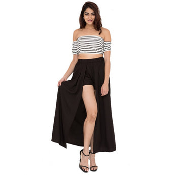 No Questions Asked Skirt Set