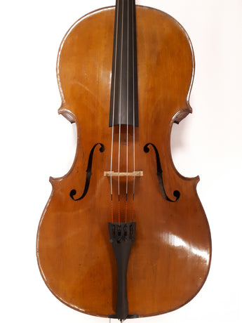 cello with slab cut back for sale stockholm sweden