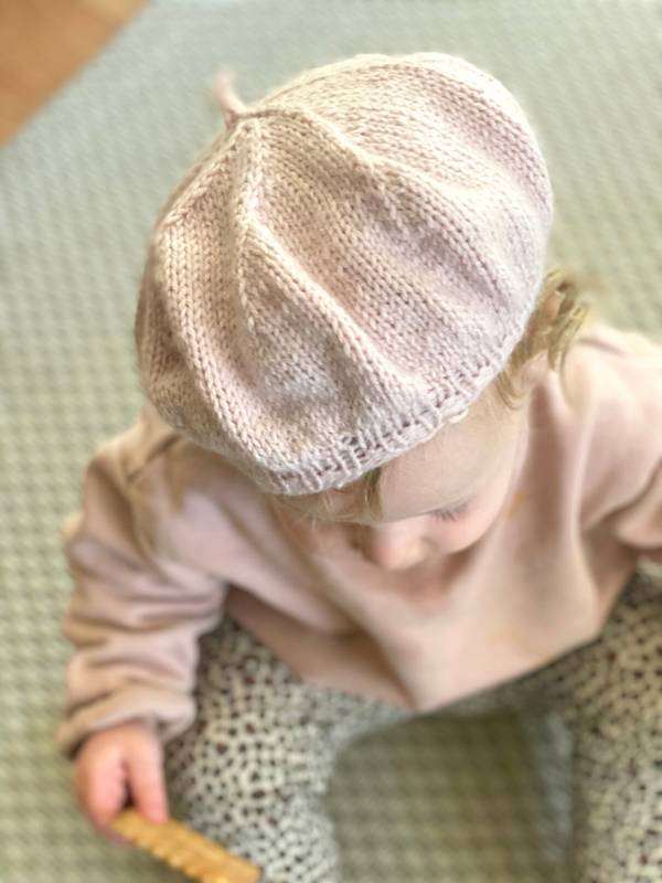 Jacqueline Beret for Baby