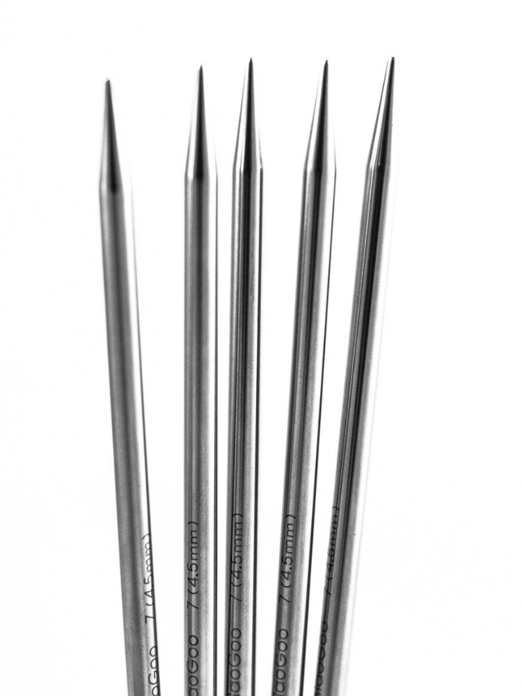 ChiaoGoo- Double Pointed Needles
