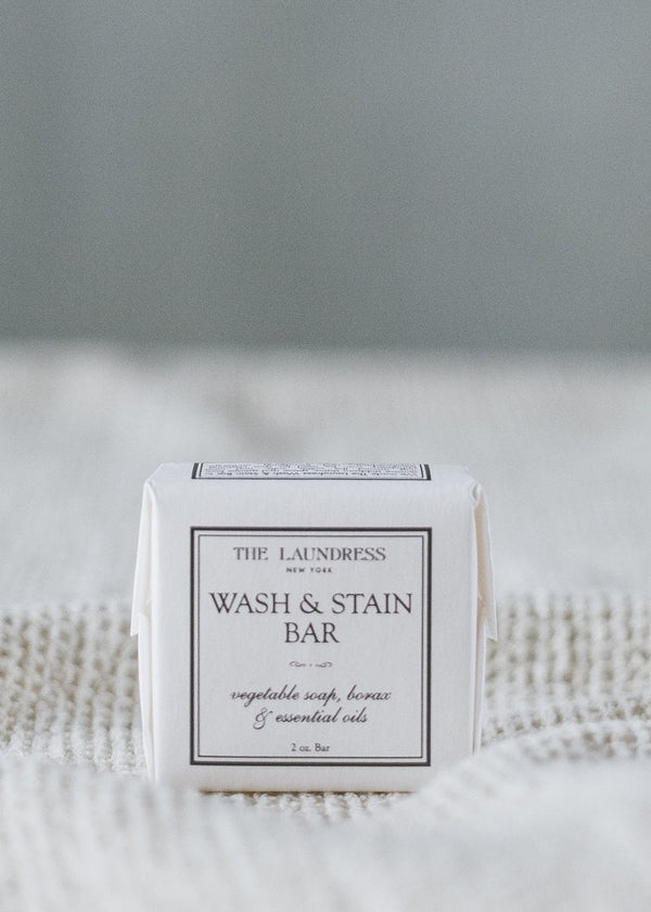 The Laundress: Wash and Stain Bar