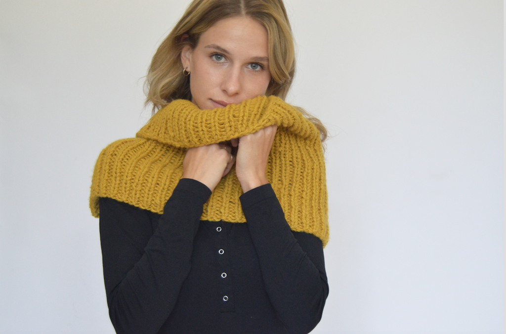 Gold Street Cowl