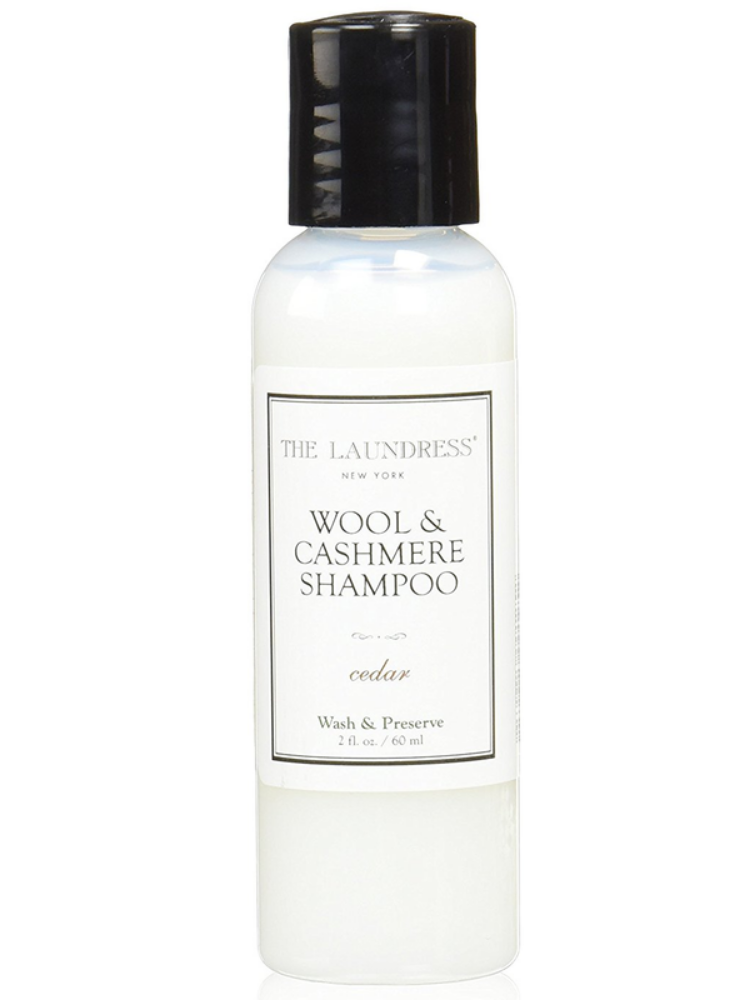 The Laundress: Wool + Cashmere Shampoo (Travel Size)