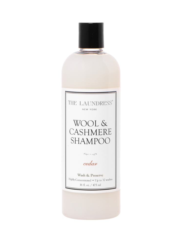 The Laundress: Wool + Cashmere Shampoo