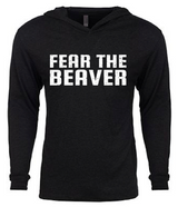Fear the Beaver Hooded Tee
