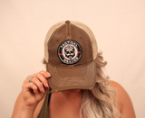 TB Distressed Hat