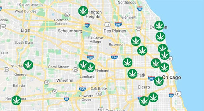 The AirBnB of Weed Is Now Listing 420-Friendly Stays in Chicago