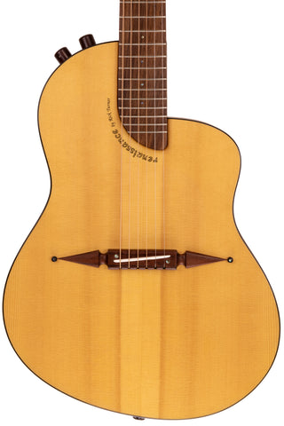 Renaissance by Rick Turner RS-6 Standard, Natural w/ Rosewood Back and Sides