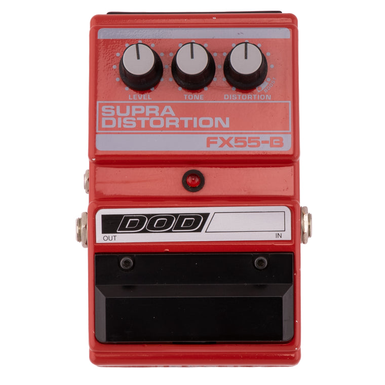 DOD FX55-B Supra Distortion, 1990s