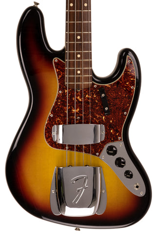 Fender NOS '64 Jazz Bass Custom Shop, Worn Sunburst