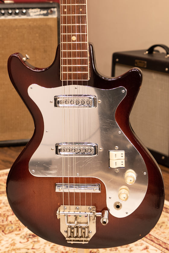 1960s Kawai Solid Body Electric w/ reflective Pickguard, Garage Sale