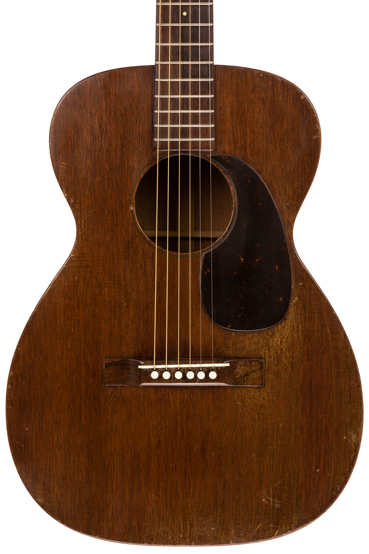 1949 Martin O-15, All Mahogany