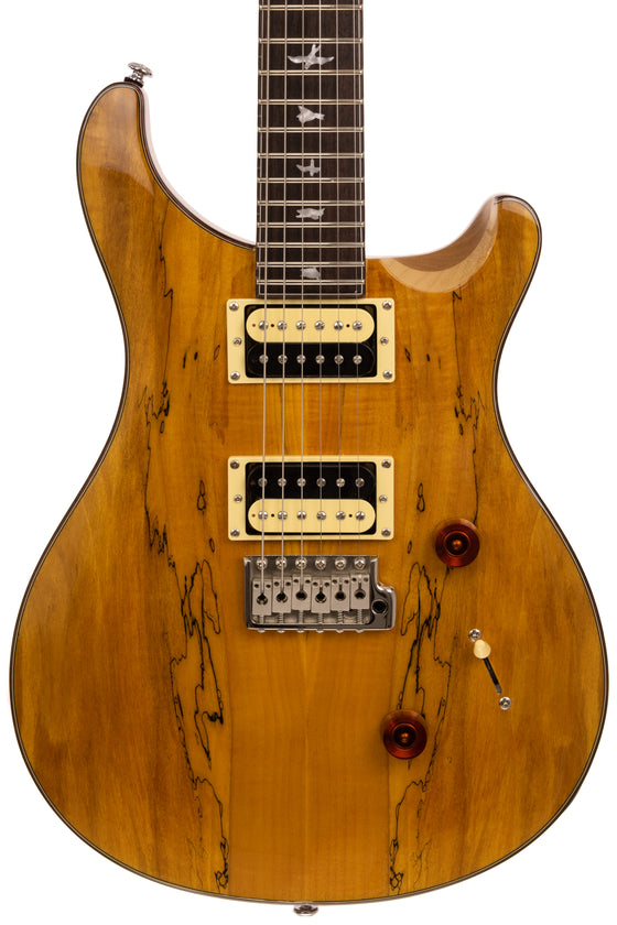 PRS SE Custom 24, Spalted Maple Top