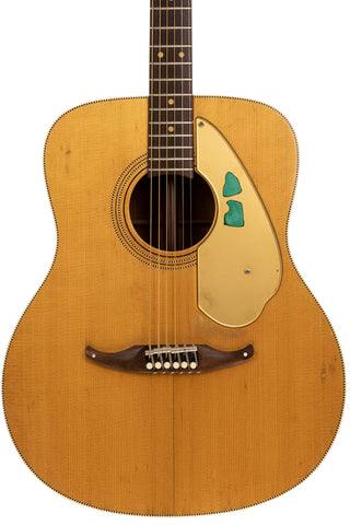 c.1969 Fender Palomino Bolt-on Acoustic, Natural Spruce