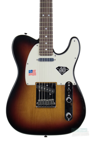 Fender 60th anniversary American Telecaster 2006, Unplayed