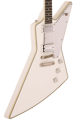 "Epiphone ""White Lighting"" Explorer, Tommy Thayer Signature"