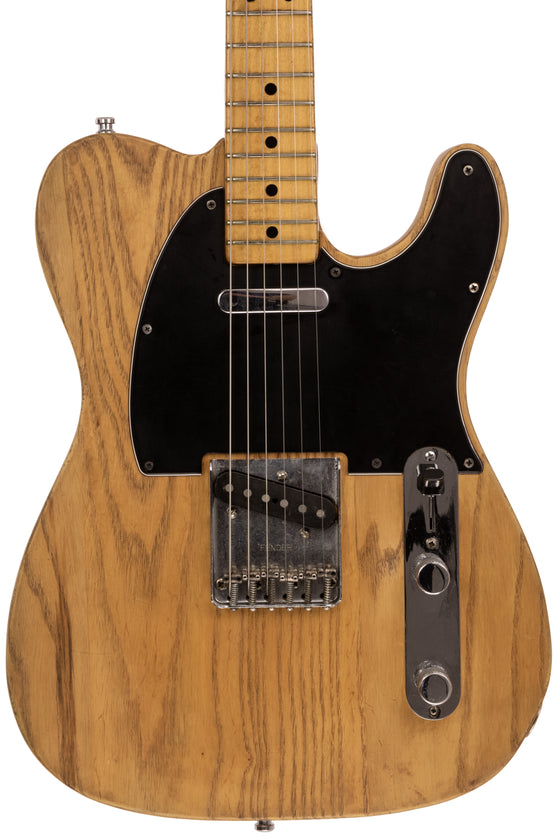 1973 Fender Telecaster, Natural Stripped
