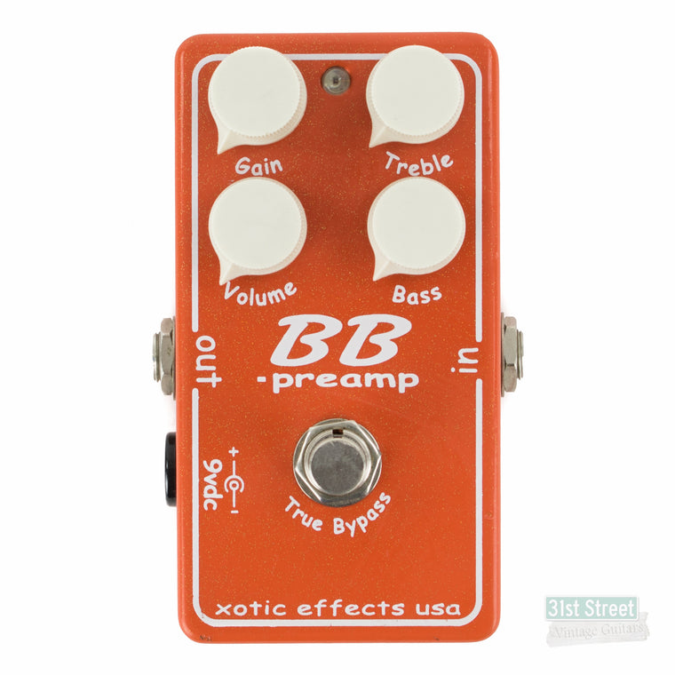 Xotic Effects BB-Preamp