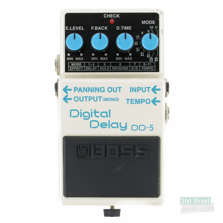 Boss Digital Delay DD-5