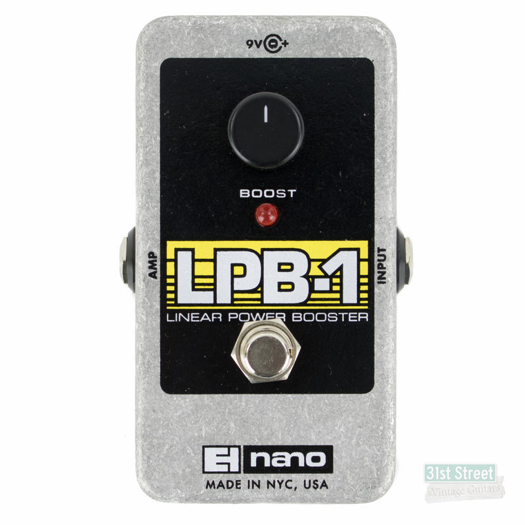 Electro Harmonix Linear Power Booster LPB-1