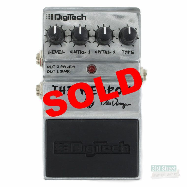 DigiTech The Weapon XAS-DD