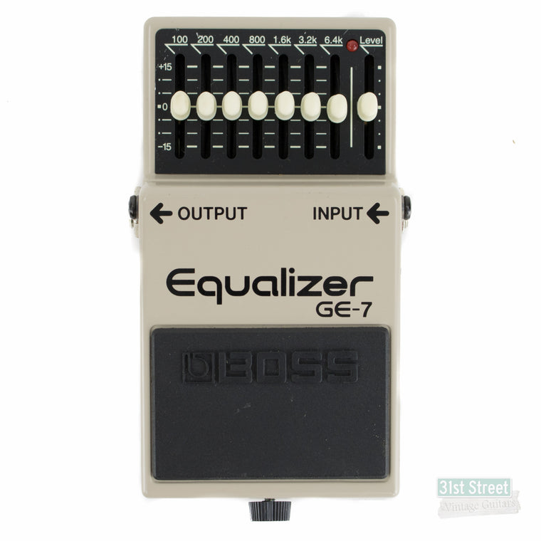 Boss Equalizer GE-7