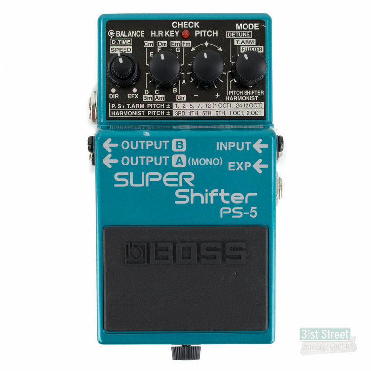 Boss Super Shifter PS-5