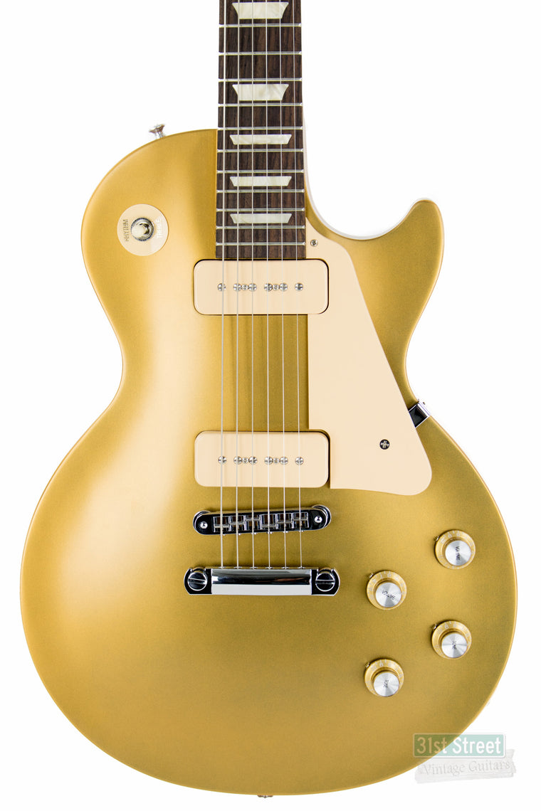 Gibson Les Paul Studio 50's Tribute 2011, Unplayed