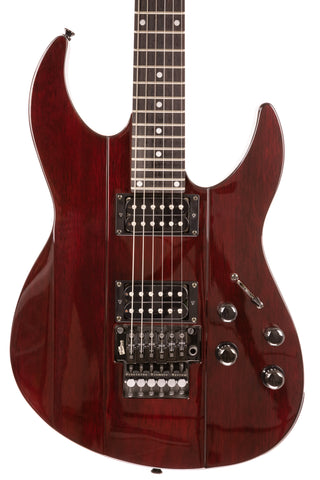 James Tyler JTV-89F w/ Variax, Blood Red