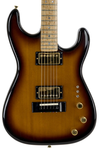 Carriveau Strat holow body 1983