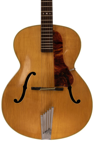 1960 Hofner Senator, No Pick-up, Blonde
