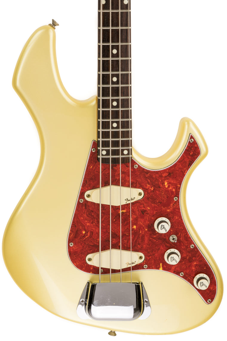 Fender Performer Bass c.1985 Olympic Pearl