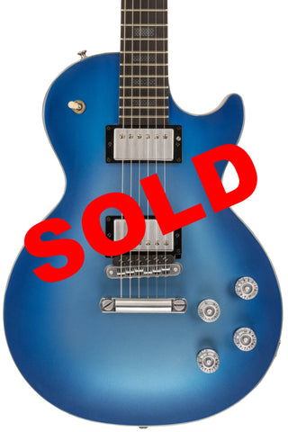 Gibson Les Paul HD.6X Digital Blue w/ Break-out Box