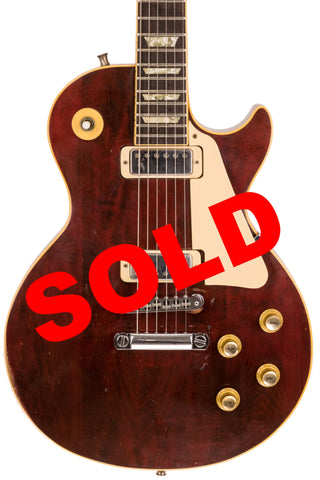 1976 Gibson Les Paul Deluxe, Wine Red