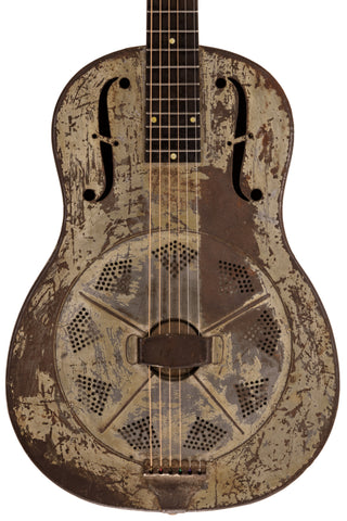 1931-32 National Duolian Roundneck Resonator