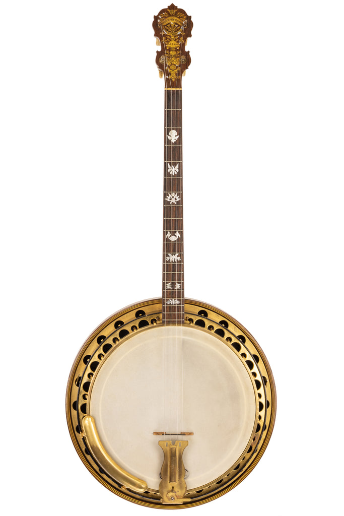 1920s Artists Professional Super Paramount Tenor Banjo