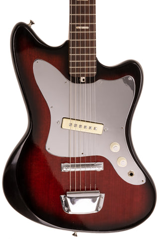 1960s Japanese Solid Body Electric