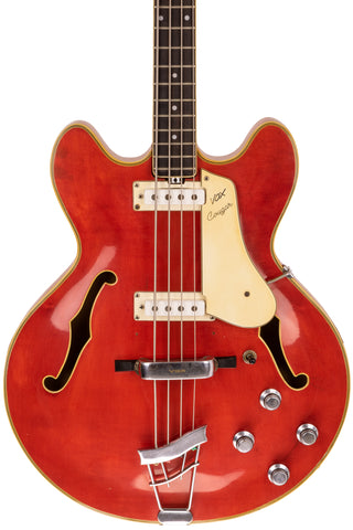 1966 Vox Cougar Semi Hollow Bass