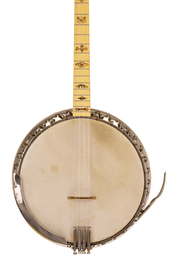 1927 Bacon & Day Montana Silver Bell No. 1 Tenor Banjo