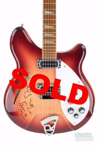 Rickenbacker Fireglo Tom Petty Signature
