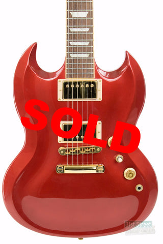 Gibson SG Diablo Guitar of the month (Feb 2008) Limited Edition 2008