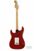 Fender Custom Shop Strat Quilted Trans-Red