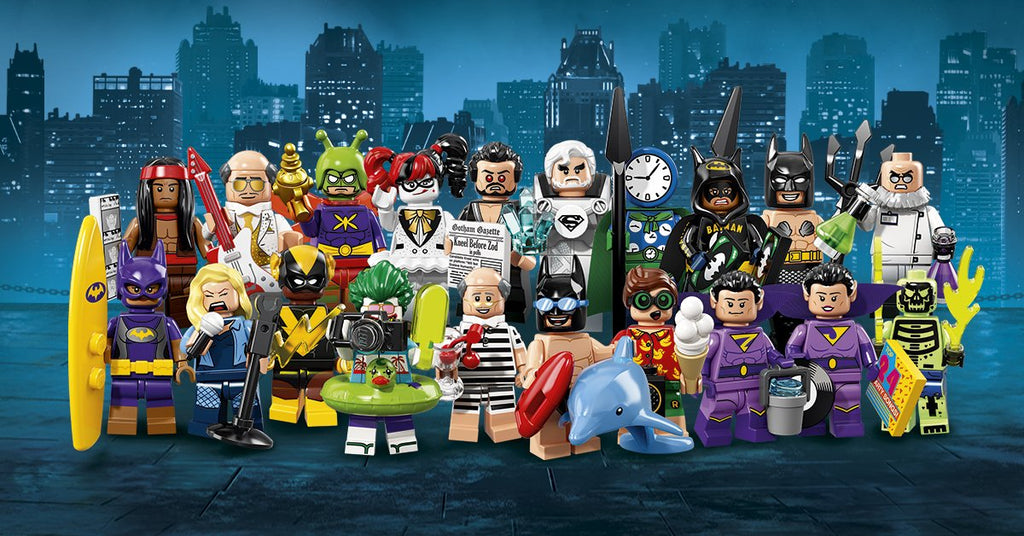 71020 The LEGO Batman Movie Collectable Minifigures Series 2